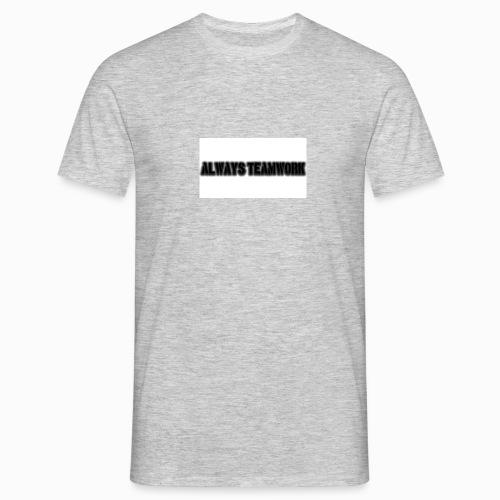 at team - Mannen T-shirt