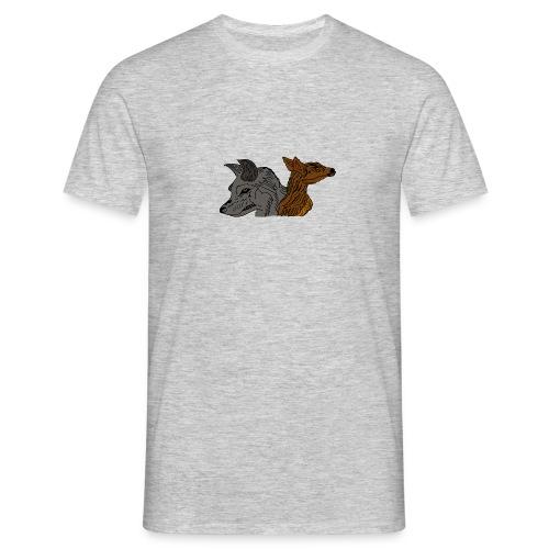 Ein unschlagbares Team - Männer T-Shirt