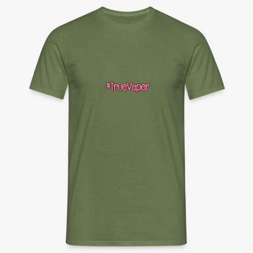 #TrueVaper - Miesten t-paita