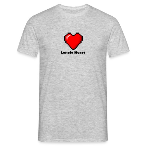 Lonely Heart Official - Men's T-Shirt