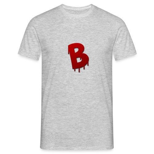 Rood Bartjuh - Mannen T-shirt