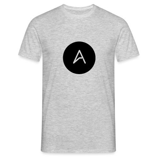 A MarkedMerke - T-skjorte for menn