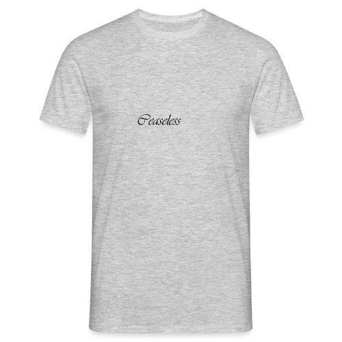 ceaseless - Men's T-Shirt