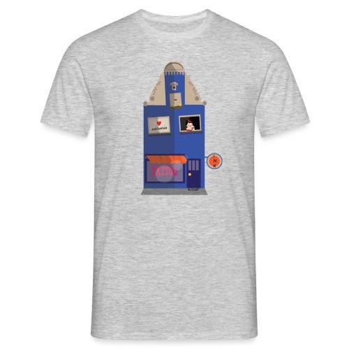 Amsterdam Tattooshop - Mannen T-shirt