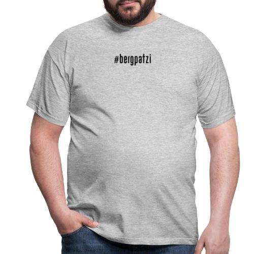 #bergpatzi - Männer T-Shirt