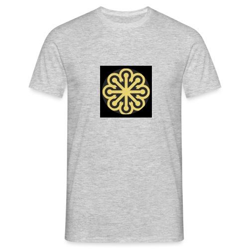 BGLogoGOLD - Men's T-Shirt
