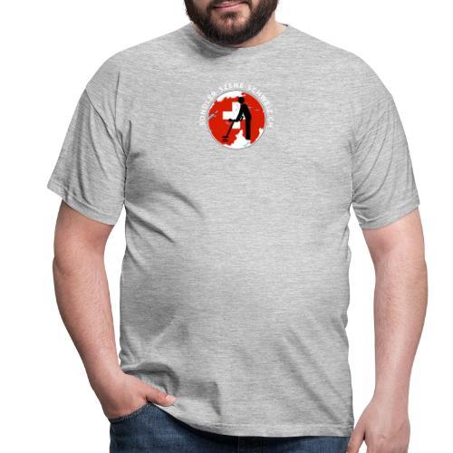Sondler Szene Schweiz Rund - Männer T-Shirt