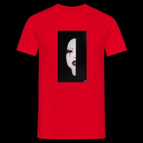 BlackWhitewoman - Maglietta da uomo