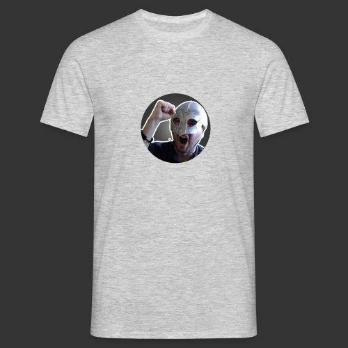 Logo kanału wicek3d na Youtube - Koszulka męska