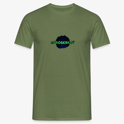 AfroSerkut LOGO - Miesten t-paita