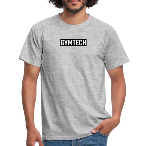 The black Gymtech - T-shirt herr