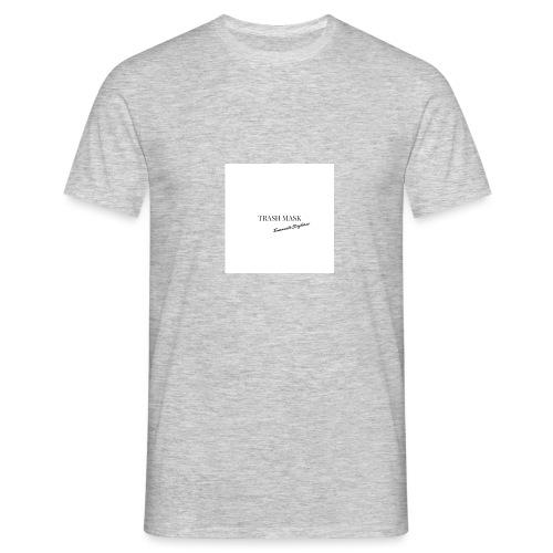 TRASH MASK - Maglietta da uomo