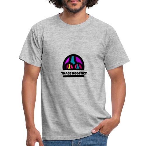 trace regency - T-shirt herr