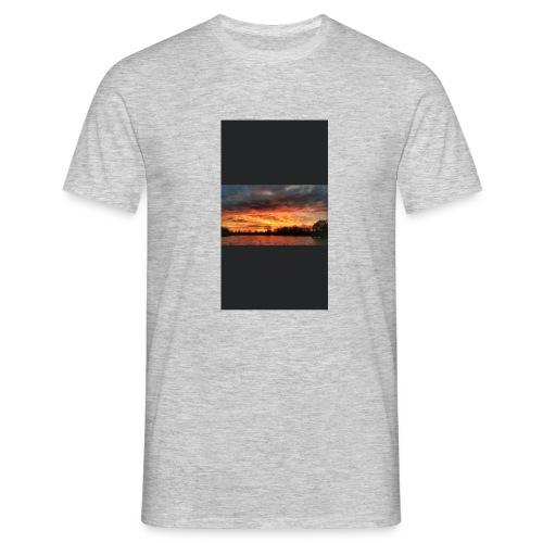 Morgensonne - Männer T-Shirt