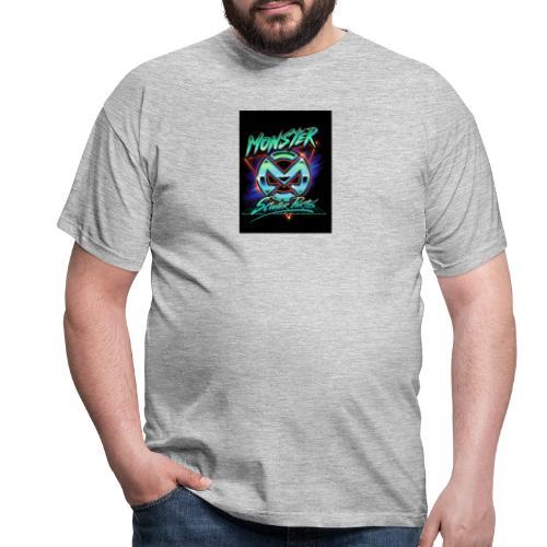 Monster Scooter Parts - Männer T-Shirt