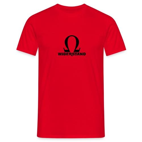 Rebellion der Roboter - Männer T-Shirt