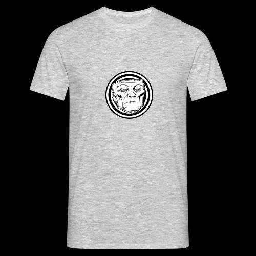 Circle Head - T-shirt Homme