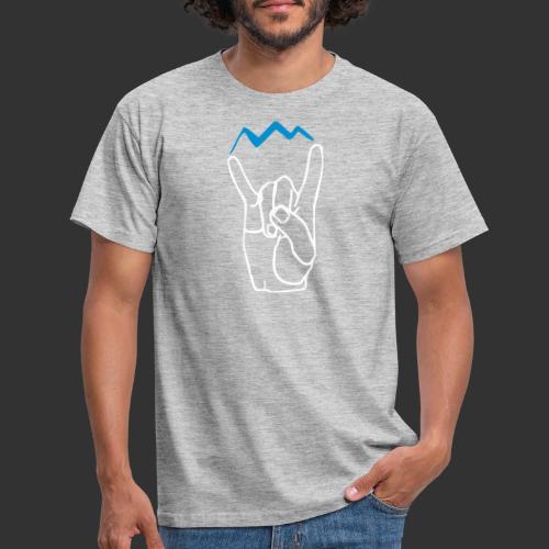 naken groovesparks - T-shirt herr