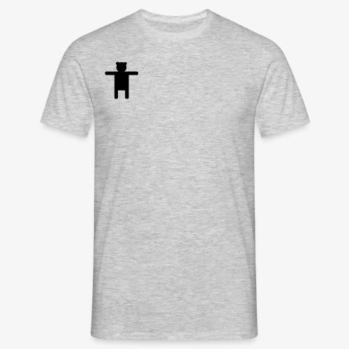 Epic Ippis Entertainment logo desing, black. - Men's T-Shirt