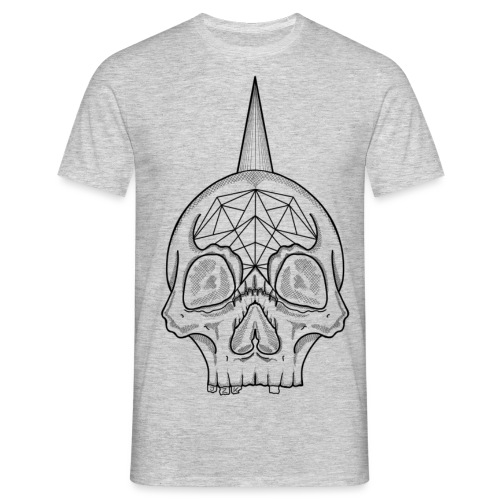 Skull head - T-shirt Homme