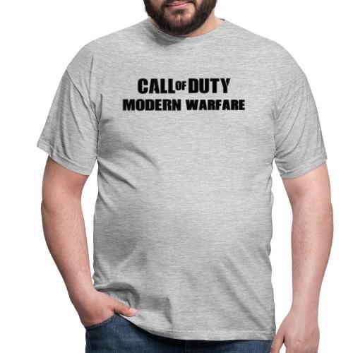 CoD Modern Warfare - Männer T-Shirt