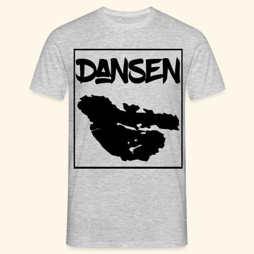 Dansen Karta - T-shirt herr