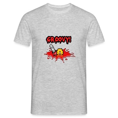 Groovy! - Männer T-Shirt