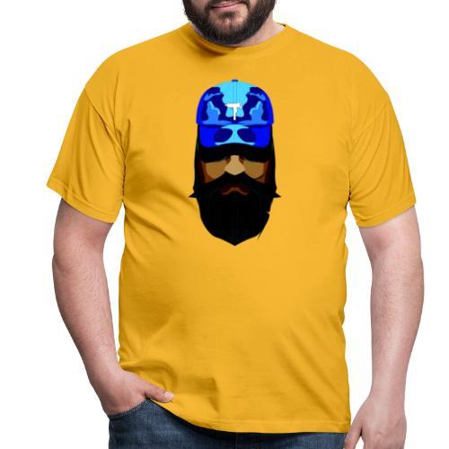 T-shirt gorra dadhat y boso estilo fresco - Camiseta hombre