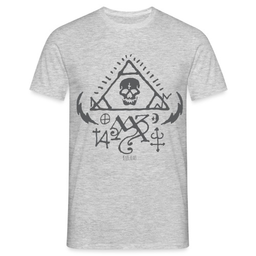 Three Sides One Being - Men's T-Shirt