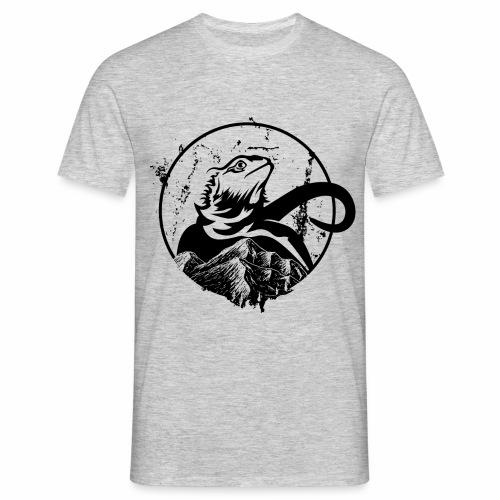 Bearded Dragon - Männer T-Shirt