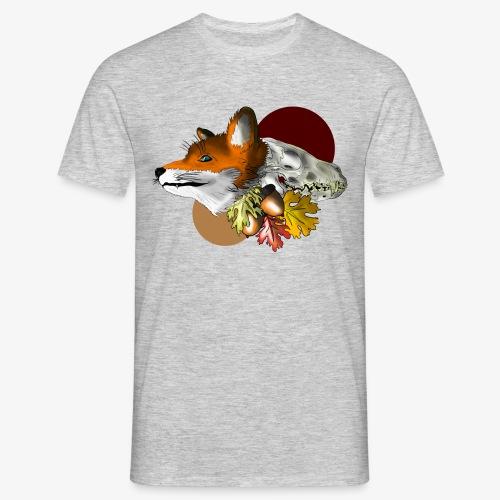 Autumn Foxey - Maglietta da uomo