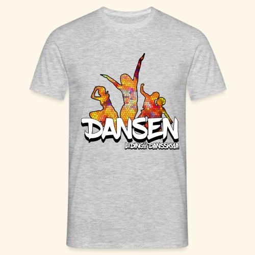 Dansen Mosaik - T-shirt herr