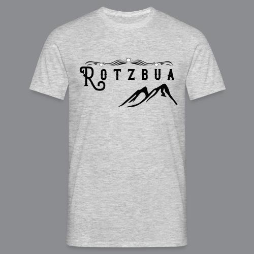 Rotzbua - Männer T-Shirt