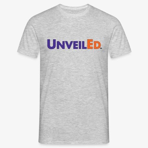 Unveiled FedEx Logo - Men's T-Shirt