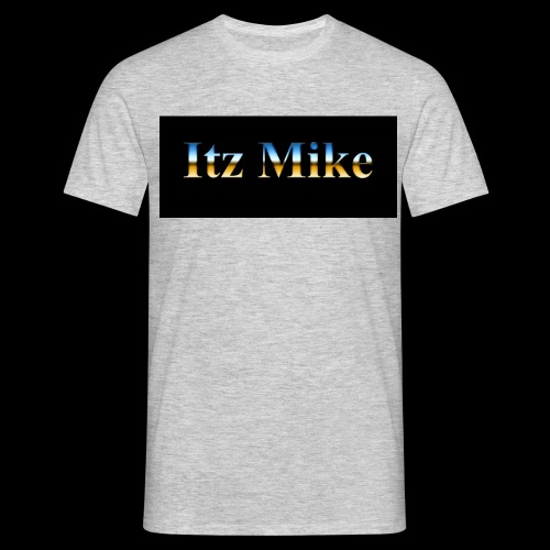 Itz Mike Merch - Men's T-Shirt