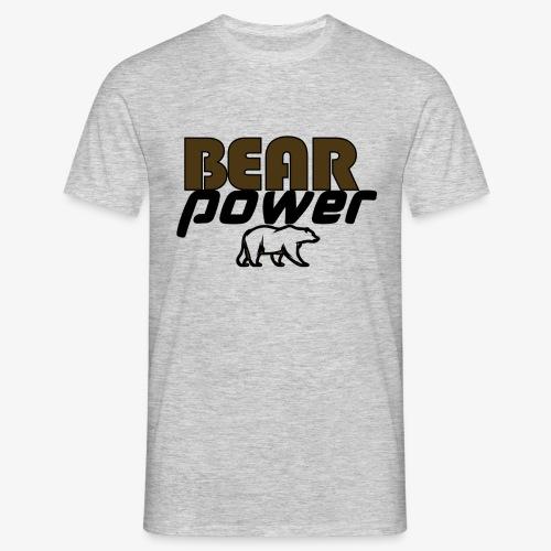 bearpower - Men's T-Shirt