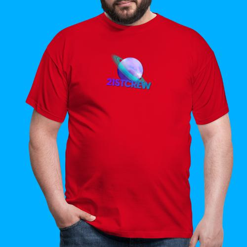 PurpleSaturn T-Shirt Design - Men's T-Shirt