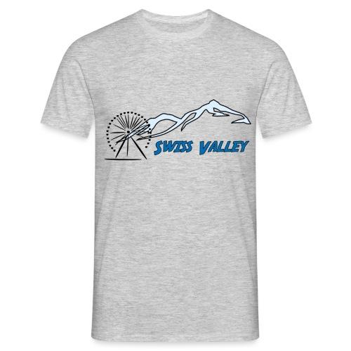 Swiss Valley Freizeit Park - Männer T-Shirt