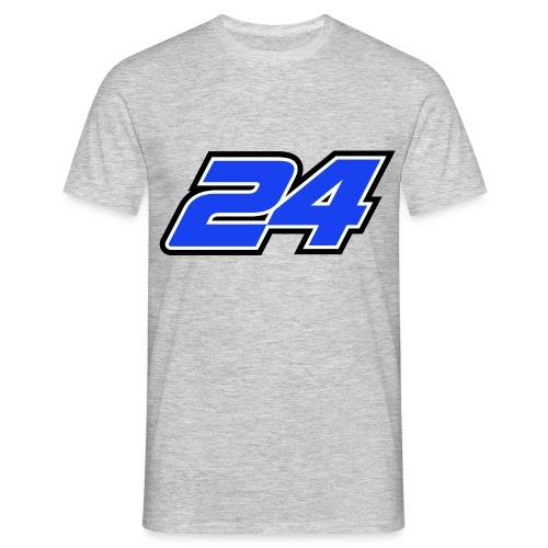 Num 24 Nicolas Charlier - T-shirt Homme