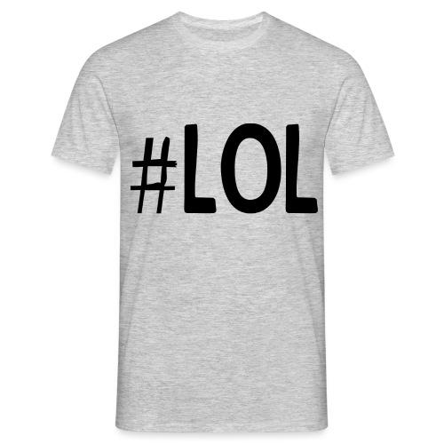 #LOL - T-shirt Homme