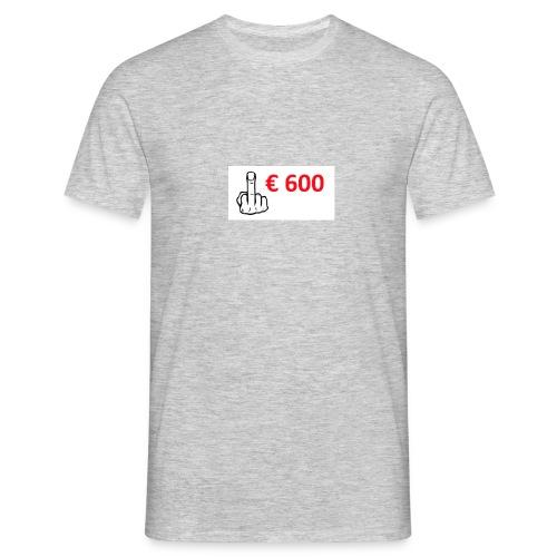 Dike middelvinger - Mannen T-shirt