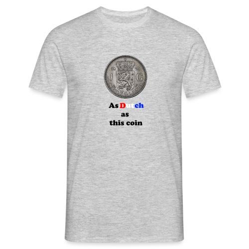 Hollandse Gulden - Mannen T-shirt
