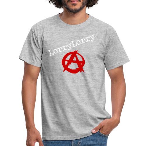 Anarcy - T-skjorte for menn