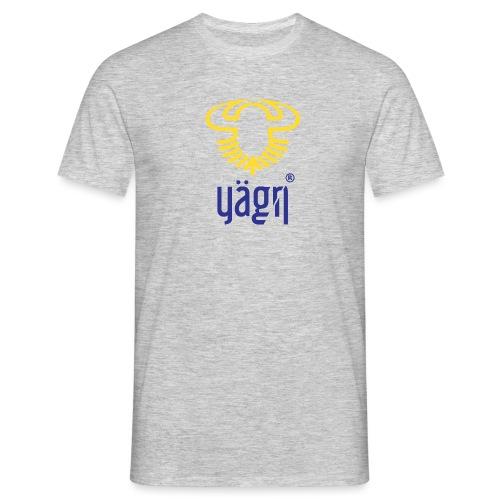 yägn bi-color - T-shirt Homme
