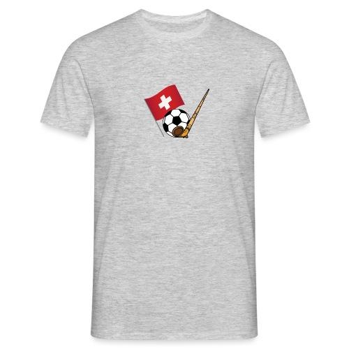 Schweiz Fussballmannschaft - Männer T-Shirt