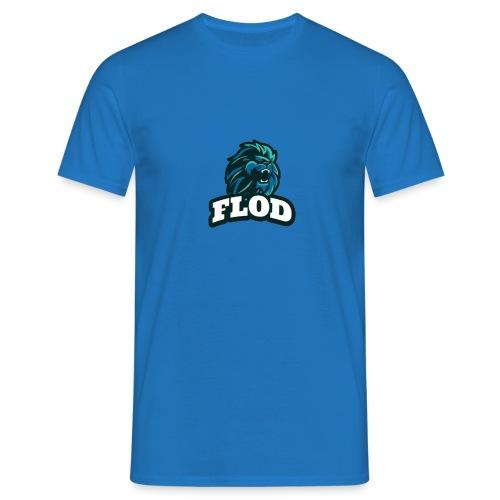 Mijn FloD logo - Mannen T-shirt