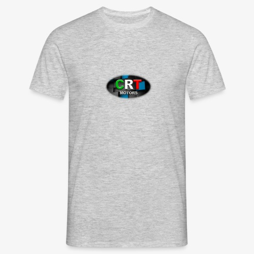 CRT Logo - Men's T-Shirt