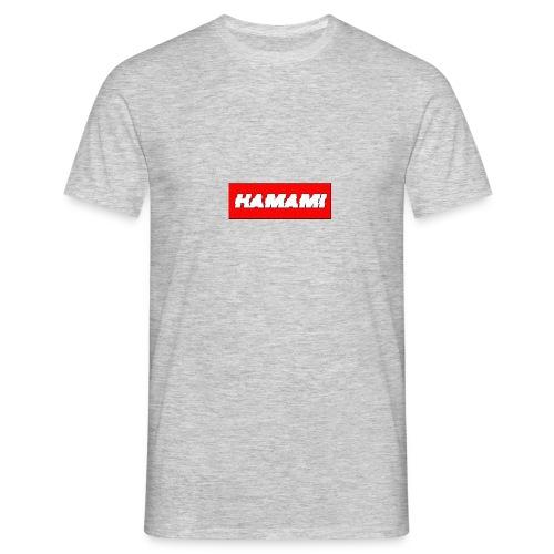 HAMAMI - Maglietta da uomo
