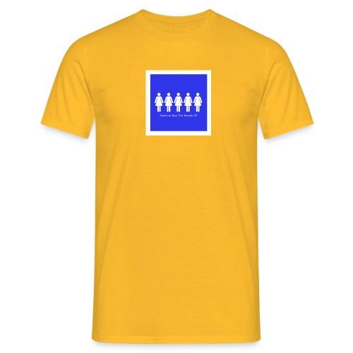 Machine Boy People - Men's T-Shirt