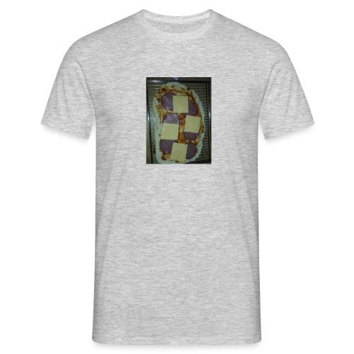 Güffels Pizza - Männer T-Shirt